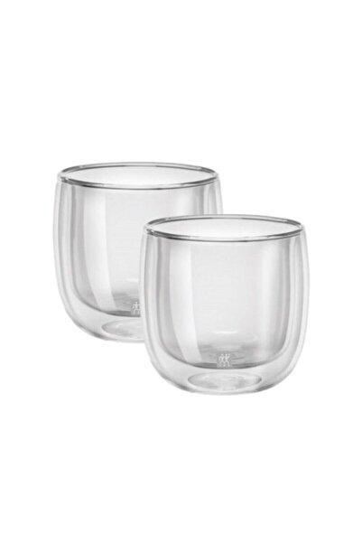 ZWILLING Çift Camlı 2'li Çay Bardağı Seti 39500-077-0
