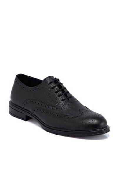 Siyah Deri Erkek Ayakkabı 55059a41