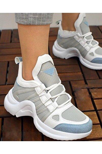 TARZZ Kadın Sneaker Spor Ayakkabı