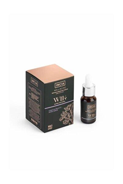 Incia Well Aging Kırışıklılık Önleyici Doğal Serum 10 ml
