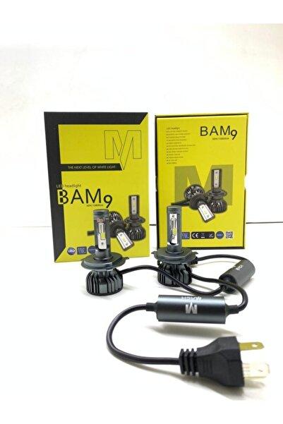 Mach Bam9 H1 Mini Led Xenon Şimşek Etkili 10800 Lüm