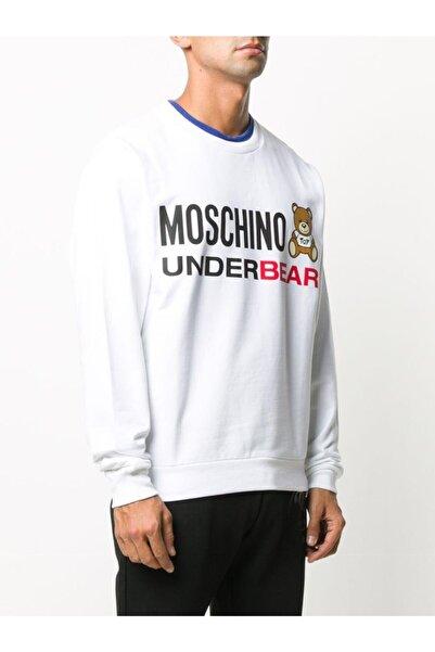 Moschino Erkek Sweatshırt