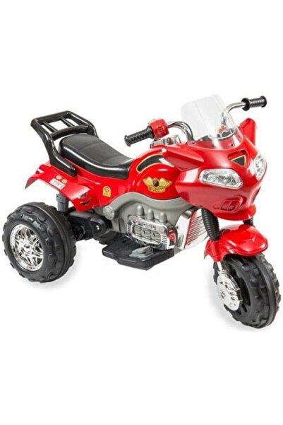 Aliş Toys Kırmızı Akülü Go Way Motorsiklet 404