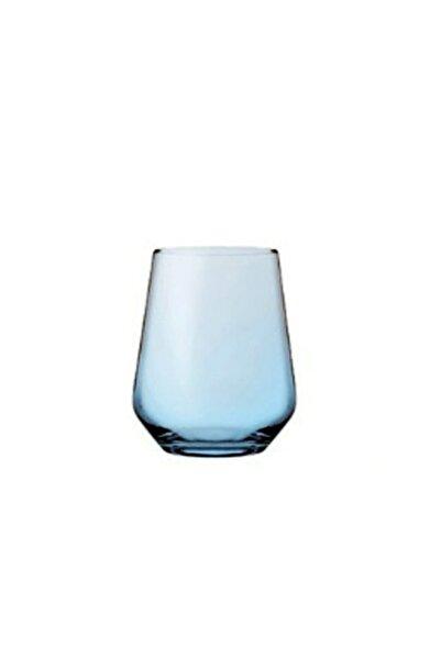 Paşabahçe Allegra Cam Kahve Yanı Su Bardağı Turkuaz 420202 6 Adet