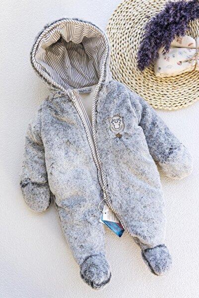Babymod Welsoft Peluş Astronot Erkek Bebek Tulum