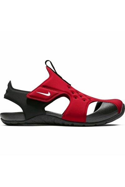 Nike Sunray Protect 2 (ps) Çocuk Kırmızı Sandalet 94382