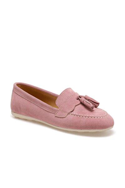Butigo Jarvis Pudra Kadın Loafer Ayakkabı