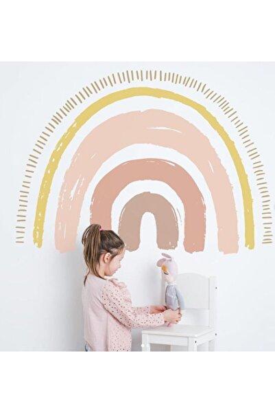mitasticker Gökkuşağı Duvar Stickerı