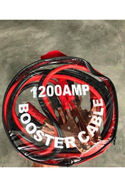 Autokit 2 Mt 1200 Amp Çantalı Akü Takviye Kablosu