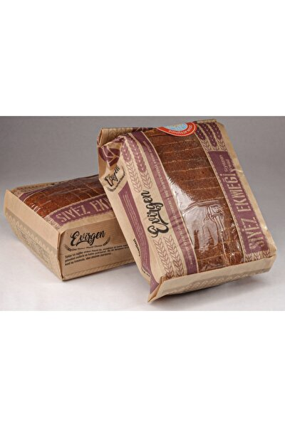 Evirgen Un Ekşi Mayalı Siyez Ekmeği 600 Gr.