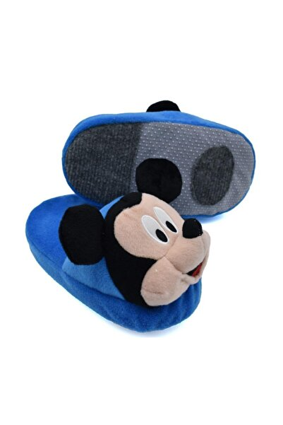 Mickey Mouse Çocuk Unisex Ev Terliği Panduf