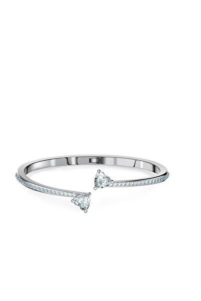 Swarovski Bileklik Attract Soul-bangle Heart Czwh-cry-rhs M 5518814