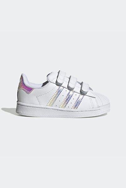 adidas Bebek Günlük Spor Ayakkabı Superstar Cf I Fv3657
