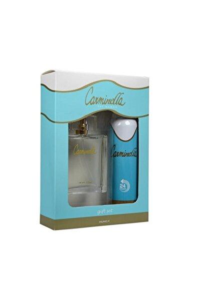 Carminella Kadın Parfüm Seti Edt 100 Ml+ 150 Ml Deo