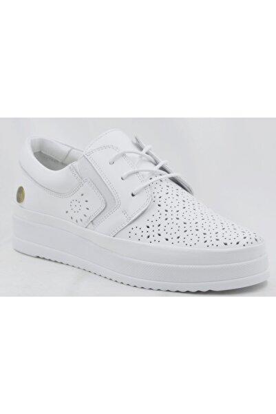 Mammamia D20ya-245-b Bayan Günlük Ayakkabı - - Beyaz - 40