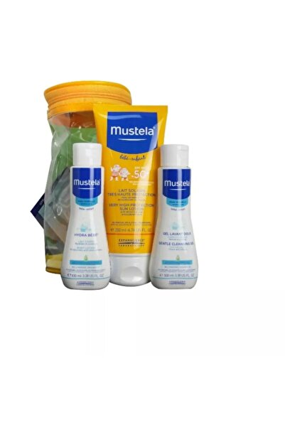 Mustela Very Hıgh Protectıon Sun Spray 200 Ml
