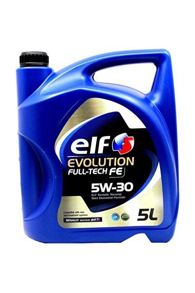 ELF Evolution Fultech Fe 5w30 4b5lt Kutu