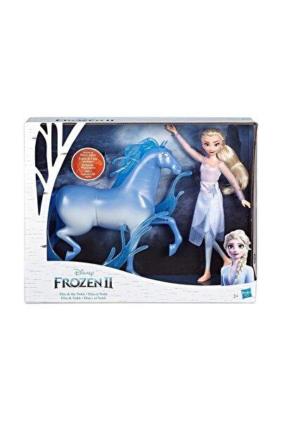 Disney Frozen E5516 Frozen 2-elsa ve Nokk  +4 Yaş