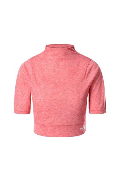 THE NORTH FACE Kadın Outdoor T-Shirt W Vyrtue S/s Crop Nf0a538ıx731