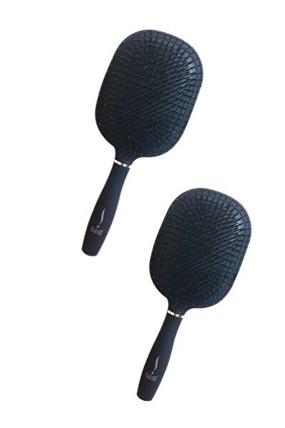 Elidor Saç Fırçası (tarak) Muhteşem Saçlar Için Özel Fırçası (2 Adet)