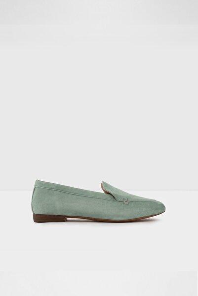 Aldo Kadın Yeşil Loafer Ayakkabı