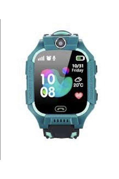 Fitbit Smartcell Akıllı Çocuk Saati Sim Kartlı Türkçe Menü Imei Kayıtlı Mavi