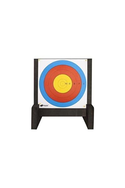 NAVEK Pars Portatif Okçuluk Hedef Minderi Tg 50x50x4,5 cm