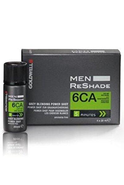 6ca Men Reshade Erkek Saç Boyası 4x20 ml