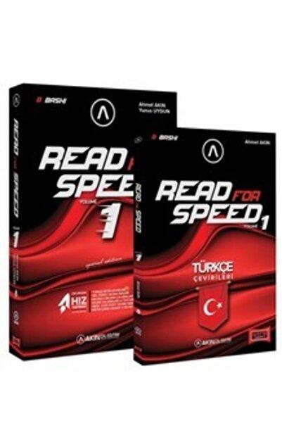 Akın Dil Eğitimi Akın Dil & Yargı Yayınları Read For Speed