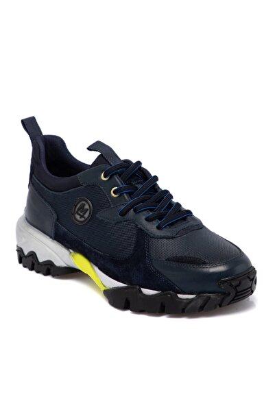 Tergan Lacivert Deri Erkek Ayakkabı 54898a31