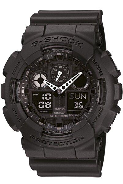 Casio G-Shock Erkek Kol Saati GA-100-1A1DR