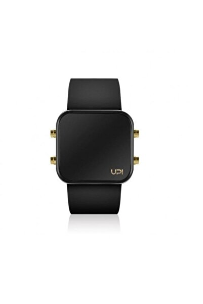 Up! Watch Upwatch 779 Led Mini Gold Black Black Strap