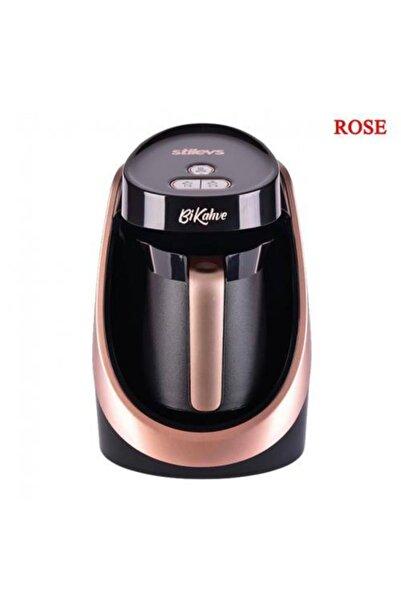Stilevs Bikahve Otomatik Türk Kahvesi Makinesi - Rose