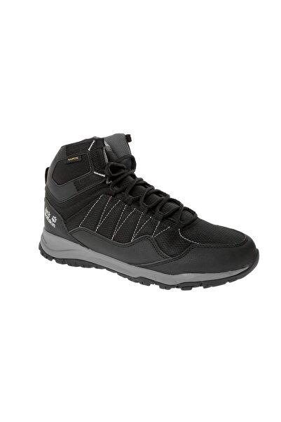 Jack Wolfskin Siyah Gri Kadın Outdoor Ayakkabı 266 4035651Z