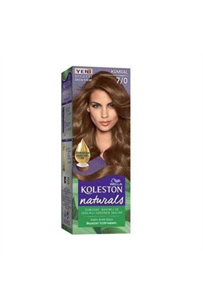 Koleston Naturals Saç Boyası 7.0 Kumral