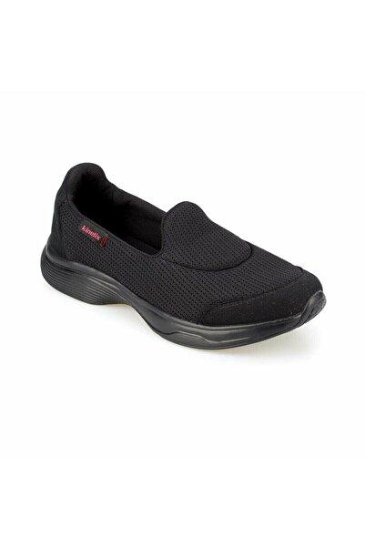 Kinetix Aida Kadın Spor Ayakkabısı-siyah Fuşya