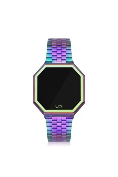 Up! Watch Upwatch 1206 Edge Colorful Colorful Strap