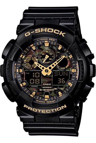Casio G-Shock Erkek Kol Saati GA-100CF-1A9DR