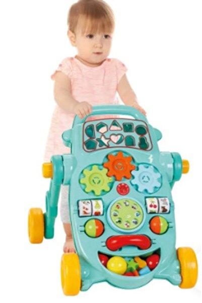 Baby&Toys Baby Toys Happy Ilk Adım Arabasıl