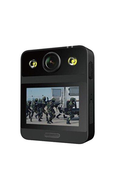 SJCAM A20 Body Wi-fi Aksiyon Kamerası Siyah