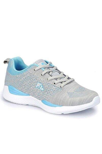 lumberjack Kadın Gri Yürüyüş Ayakkabısı Wolky 100313263