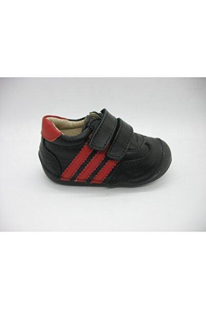 Toddler 02100 Deri Ortopedik İlk Adım Ayakkabı 19-23