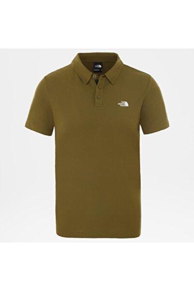 THE NORTH FACE Tanken Polo Erkek T-shirt Yeşil