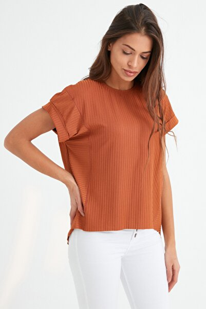 Fulla Moda Fitilli Tshirt