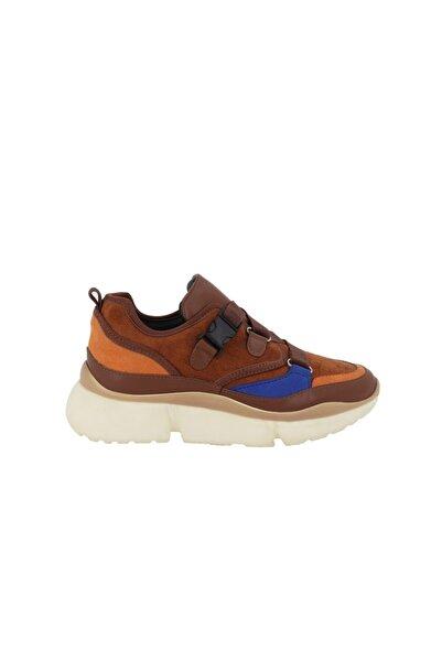 Hobby Prins Taba Kadın Spor Ayakkabı 78