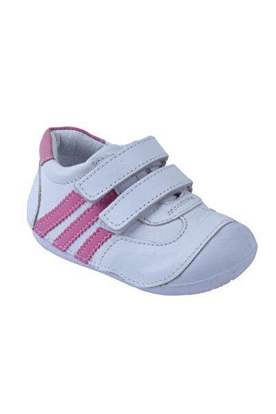 Toddler Deri Ortopedik Ilk Adım Ayakkabı 19-23 02100