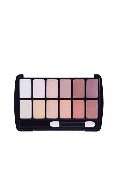Gabrini Palette Nude Eyeshadow 01