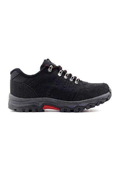 Kayra Erkek Siyah Outdoor Ayakkabı