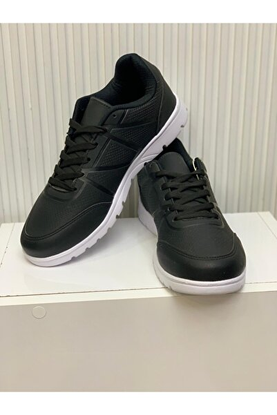 Collezione Erkek Siyah Young Spor Ayakkabı