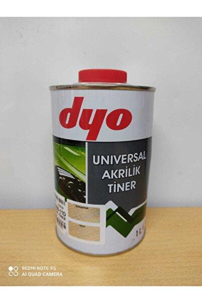 Dyo Universal Akrilik Tiner 1 Lt